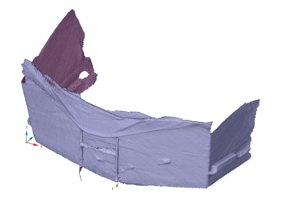 CAD model spaceclaim