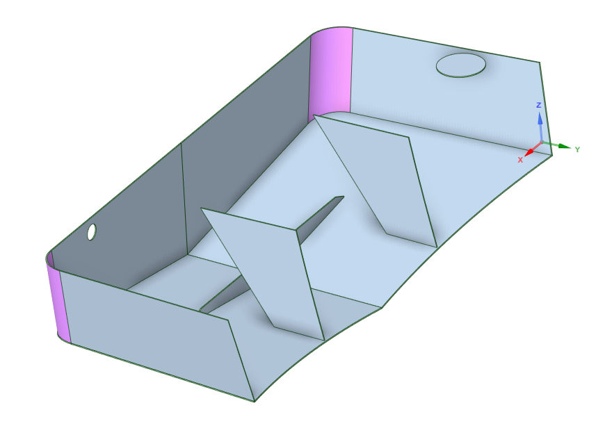 detailfoto aanbouw boot