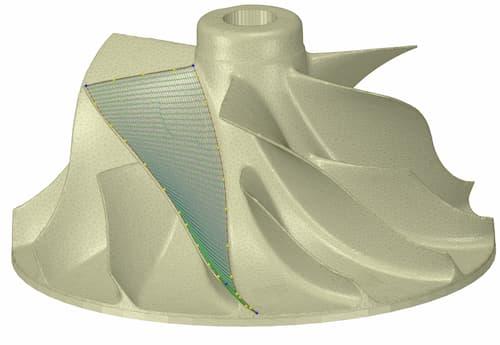 STL Surface - Reverse engineering